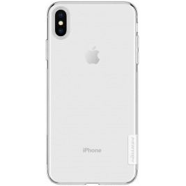 Nillkin Nature TPU Transparent pro iPhone XS Max