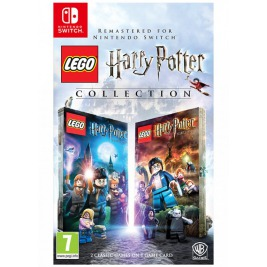 NS - LEGO Harry Potter Collection
