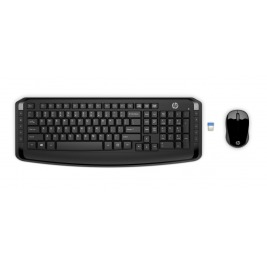 HP Wireless Deskset 300 CZ