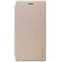 Nillkin Sparkle Folio Pouzdro Gold pro Xiaomi Mi8 SE