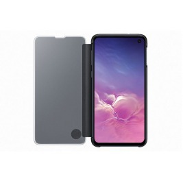Samsung Clear View Cover S10e Black