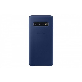 Samsung Leather Cover S10 Navy