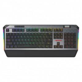 Patriot Viper 765 herní mechanická RGB klávesnice white box spínače