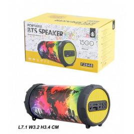 Bluetooth Portable Speaker PLUS Mini F2848, Party