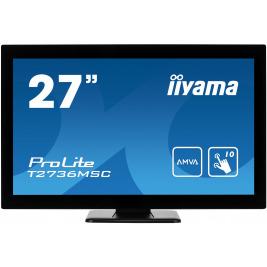 27'' iiyama T2736MSC-B1 - AMVA+,FHD,HDMI,DP,VGA,USB