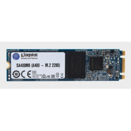 240GB SSD A400 Kingston M.2 350/500MB/s