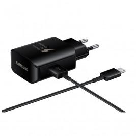 Samsung nabíječka EP-TA300C, 25W Black