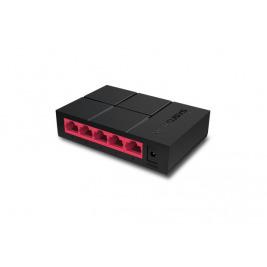 Mercusys MS105G 5xGb switch, plastic case
