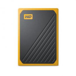 Ext. SSD WD My Passport GO 500GB USB3.0 žlutý