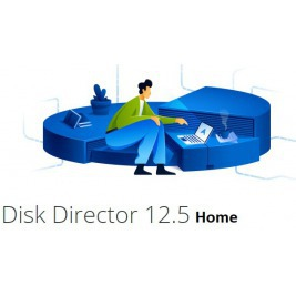 Acronis Disk Director 12.5 Home 3 PC Upgrade