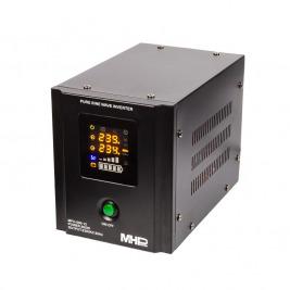 Záložní zdroj MHPower MPU500-12,UPS,500W, čistá sinus