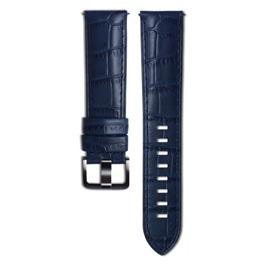Samsung Braloba Aligator kožený řemínek Galaxy Watch Navy