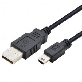 TB Touch USB - Mini USB 1m. black, M/M