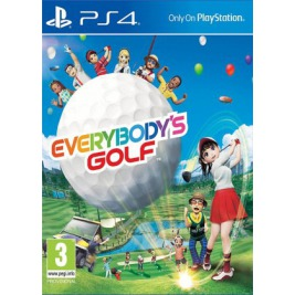 PS4 - Everybody´s Golf 7