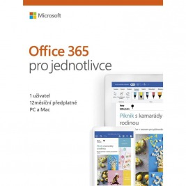 Office 365 Personal 32-bit/x64 SK P4
