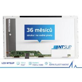 LCD PANEL NTSUP 15,6'' 1920x1080 40PIN TLUSTÝ MATNÝ