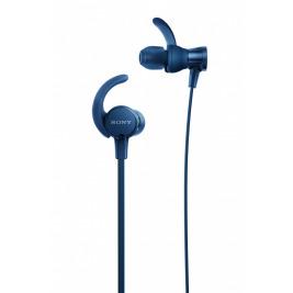 SONY Sluchátka ACTIVE MDR-XB510AS,modrá