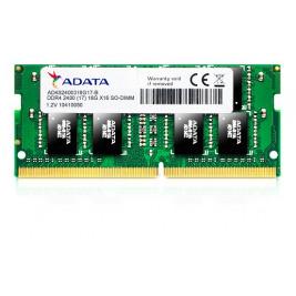 SO-DIMM 8GB DDR4-2400MHz ADATA 1024x8 CL17