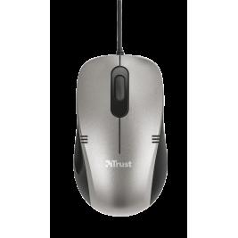 myš TRUST Ivero Compact Mouse - black/grey