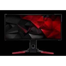 29,5'' LCD Acer Predator Z301C - VA,UWHD,4ms,144Hz,300cd/m2, 100M:1,21:9,HDMI,DP,USB,repro,výškov.