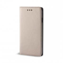 Pouzdro s magnetem Samsung J3 2017 J330 gold