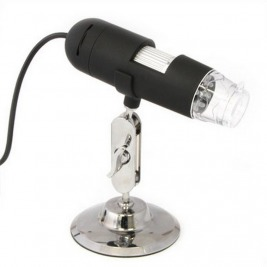 Digitální USB 2,0 mikroskop kamera zoom 200x