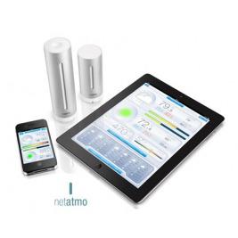 Netatmo Urban - Meteostanice pro Android a iOS
