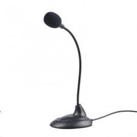 Gembird Mikrofon na stůl MIC-205, černý