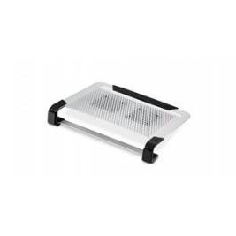 chladicí ALU podstavec Cooler Master NotePal U2 PLUS pro NTB 12-17'' silver, 2x8cm fan