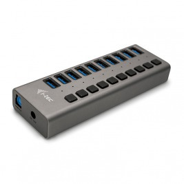 i-tec USB 3.0 Charging HUB 10 port + Power Adapter 48W