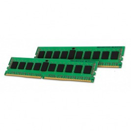 8GB DDR4-2400MHz Kingston CL17 1Rx16, 2x4GB