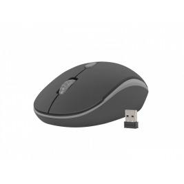 Bezdrátová myš Natec Martin 1600 DPI, černo-šedá