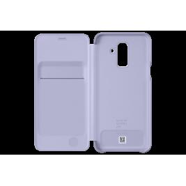 Samsung Flipové pouzdro pro A6+ Violet