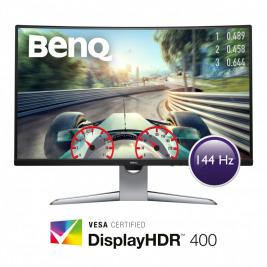 32'' LED BenQ EX3203R-QHD,VA,HDMI,DP,USB-C