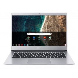 Acer Chromebook 14 - 14''/N4200/4G/64GB/Chrome stříbrný