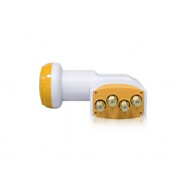 Satelit konvertor LNB Golden Media GM204 Quatro