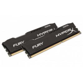 8GB DDR3L-1600MHz  HyperX Fury Black, 2x4GB