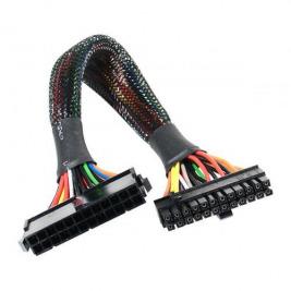 Prodlužovací kabel 24 pin(M) na 20+4 pin(F) - 30cm