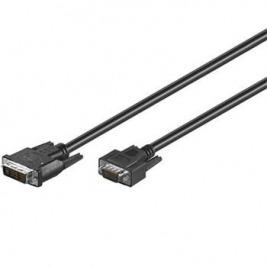 PremiumCord DVI-VGA kabel 1m