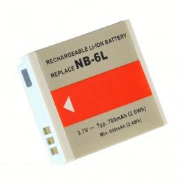 Doerr akumulátor CANON NB-6L, 700mAh