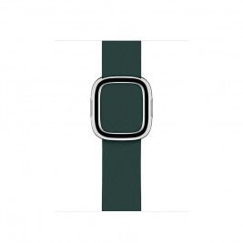 Watch Acc/40/Forest Green Modern Buckle - L