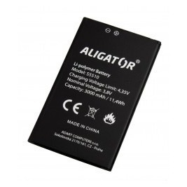Aligator baterie S5510 Duo, Li-Ion