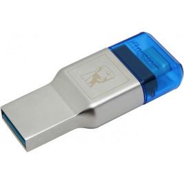 MobileLite DUO 3C USB3.1+Typ C microSDHC/SDXC čtečka Kingston