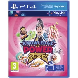 PS4 - Knowledge is Power Decades (PS4)/EAS 14.11.