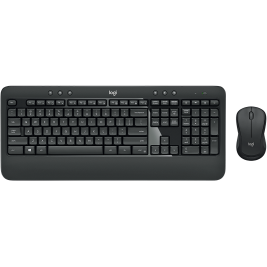 set Logitech Wireless Combo MK540, USB, US layout
