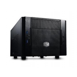 case Cooler Master mini ITX Elite 130, black, USB3.0, bez zdroje