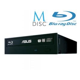 ASUS BW-16D1HT BLACK interní BD-RW bulk + verbatim M-disk