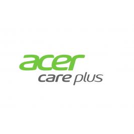 ACER prodloužení záruky na 3 roky ON-SITE NBD (5x9), notebooky Aspire/Swift/Spin, elektronicky