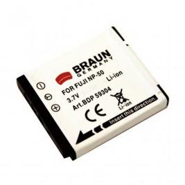 Doerr akumulátor FUJI NP-50, PENTAX D-Li68, Kodak Klic 7004, 750mAh