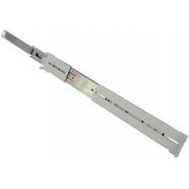 Ližiny (pár) pro IPC 19'' CASE  450mm
